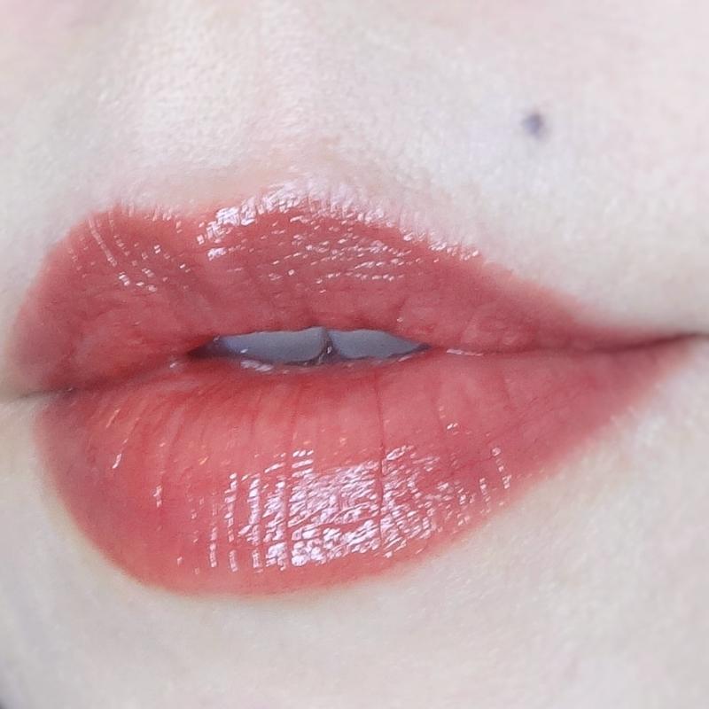 Charlotte Tilbury Superstar Lips Walk of no shame swatch