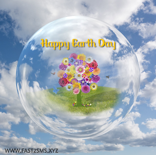 Earth day 2020 images by fast2smsxyz