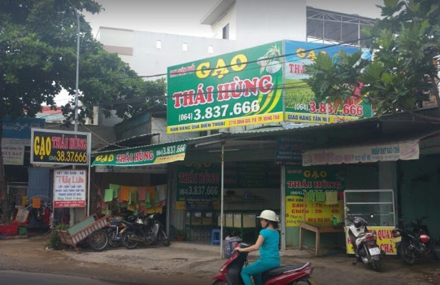 Gạo Thái Hùng