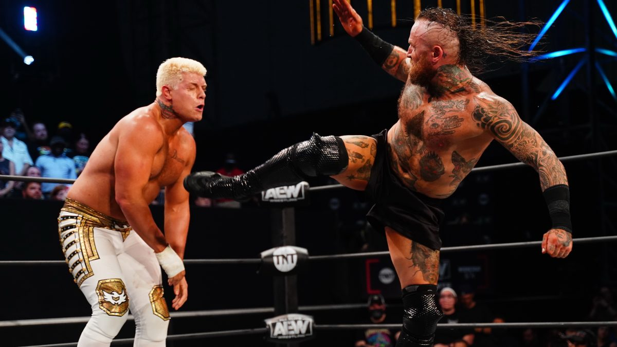 Tony Khan foi quem teve a ideia da feud entre Cody Rhodes e Malakai Black