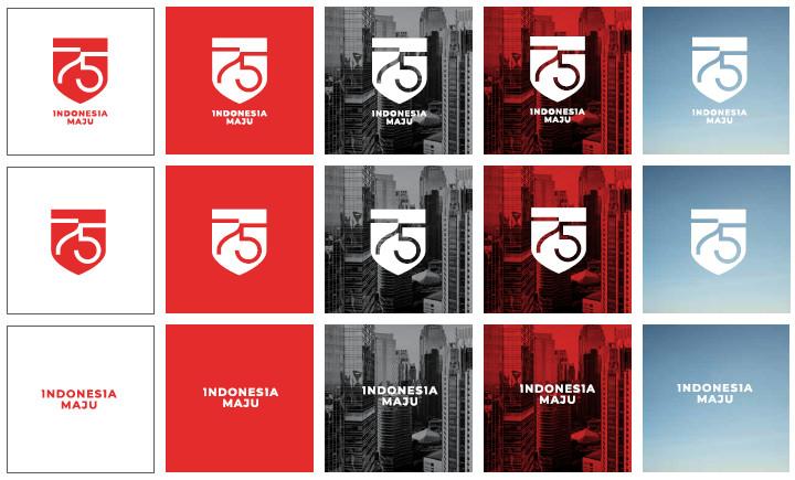 Logo HUT RI Ke 75 Hari Kemerdekaan RI Ke 75 Tahun 2020 - Masdinko.Com