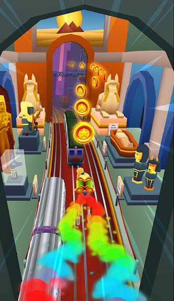 تحميل لعبة صب واي Subway Surfers