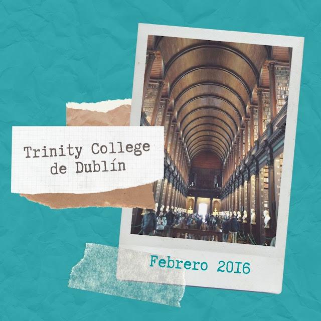Biblioteca del Trinity College de Dublín (Irlanda)