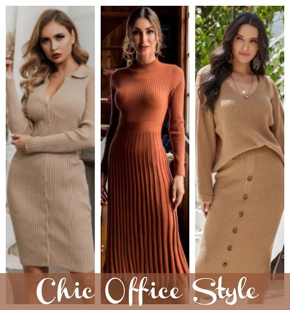 Fall Style for the office