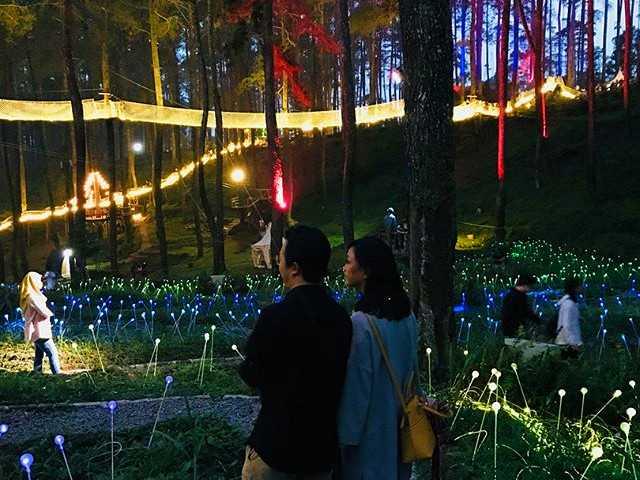 5 Tempat Wisata Baru di Lembang yang Kekinian dan Instagramable