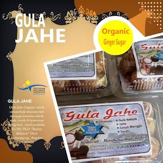 Gulo Jahe Organic
