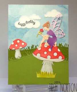 Image result for cards made using frantic stamper fairy and flower