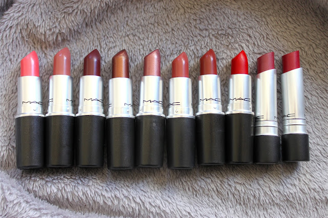 mac, make up, lipstick, collection, beauty,