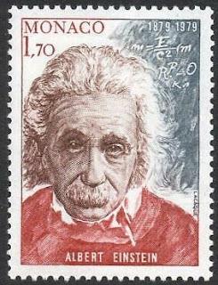 Monaco 1979 Birth Centenary of Albert Einstein