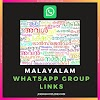 Malayalam WhatsApp Groups: Join 500+ Malayalam WhatsApp Group Links List 2019