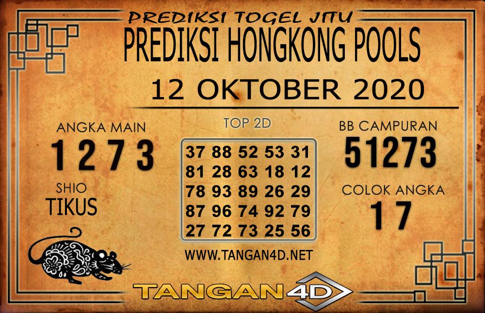 PREDIKSI TOGEL HONGKONG TANGAN4D 12 OKTOBER 2020