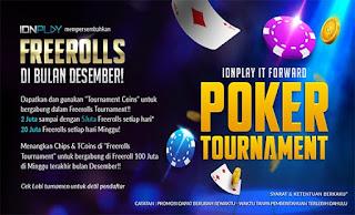 Peraturan Judi Turnamen Poker Online di BandarGame.net