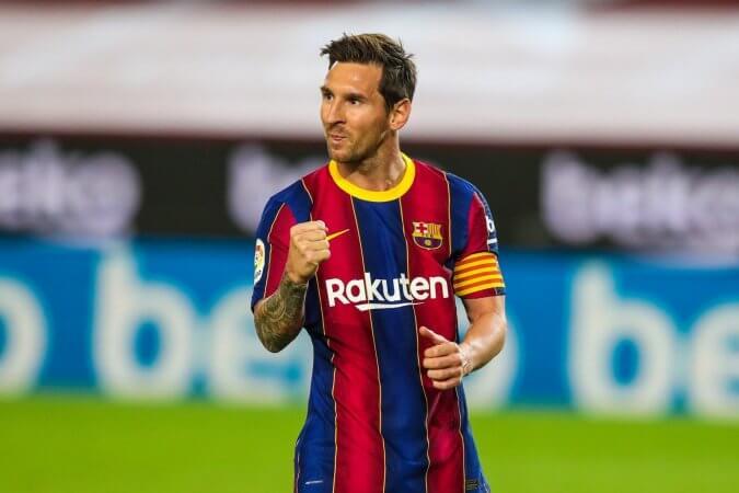 قلق في برشلونة بشأن إصابة ليونيل ميسي!