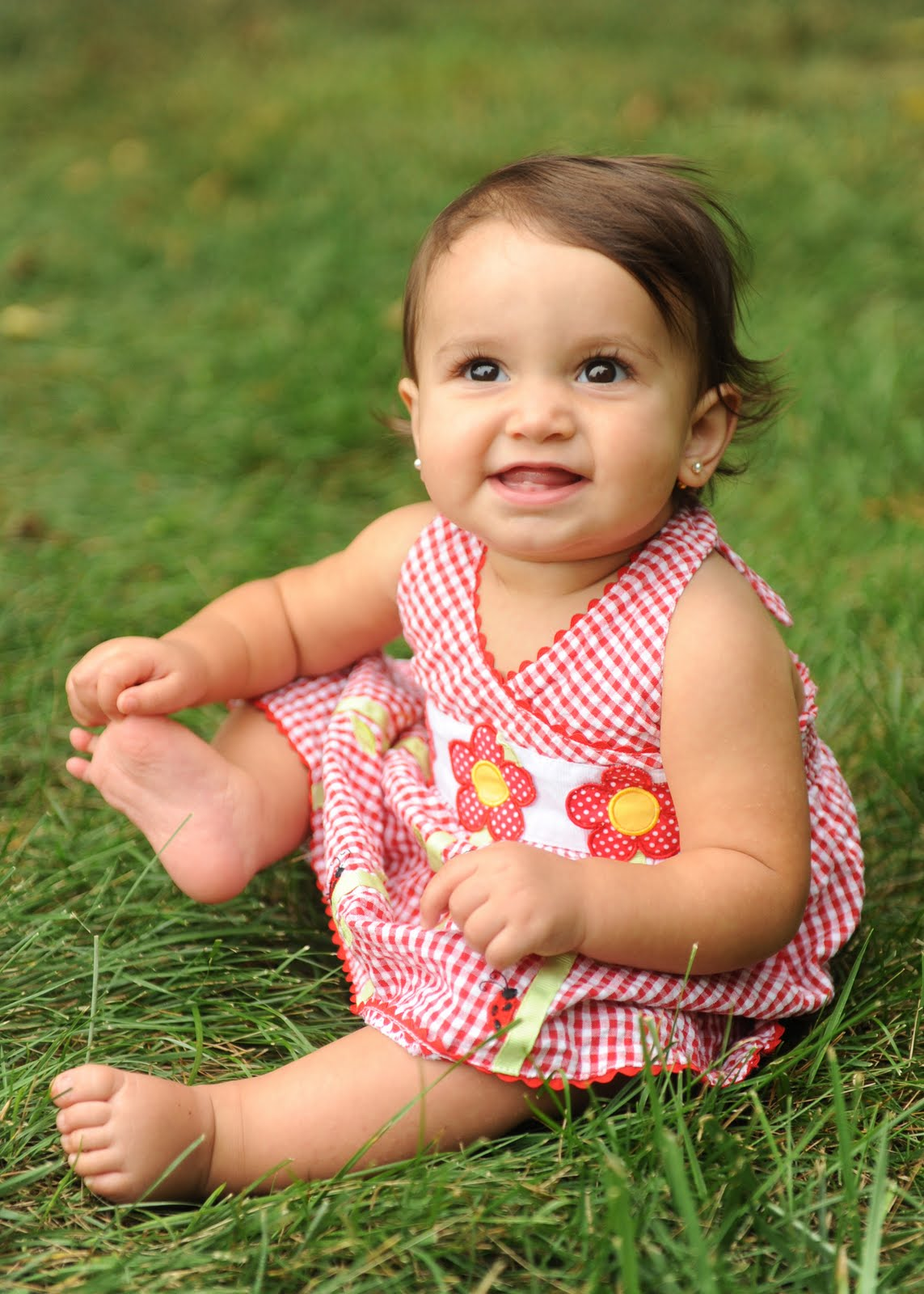 Desiree Stover Photography One Year Old Baby Gianna