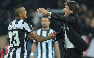 Conte muốn tái ngộ học trò cũ trong kỳ chuyển nhượng mùa Đông