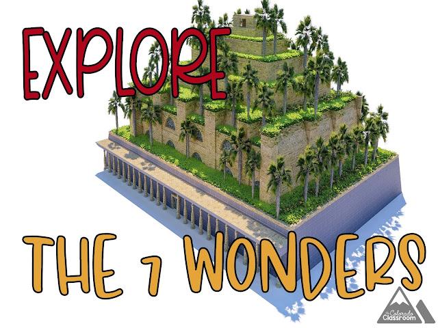Explore the 7 Wonders