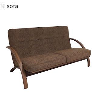 【SF-M-118】K sofa