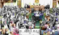 القبض على شباب علقوا لافتات تسيء لاعضاء مجلس النواب لصالح اعضاء اخرين