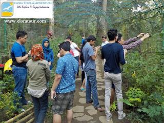 Taman Kupu-kupu Gita Persada City Tour Bandar Lampung