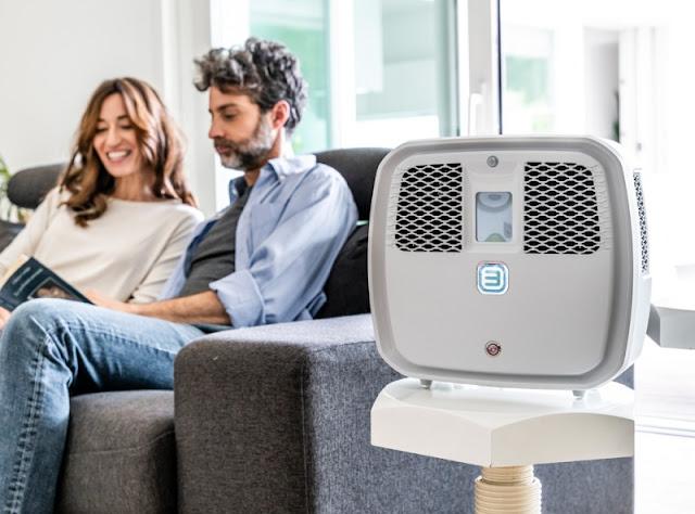 Come purificare l'aria e l'acqua di casa con l'ozono