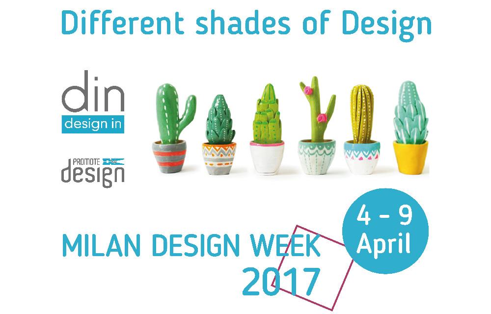 Il cartone sarà protagonista dell'allestimento per l'evento espositivo Din - Design In 2017
