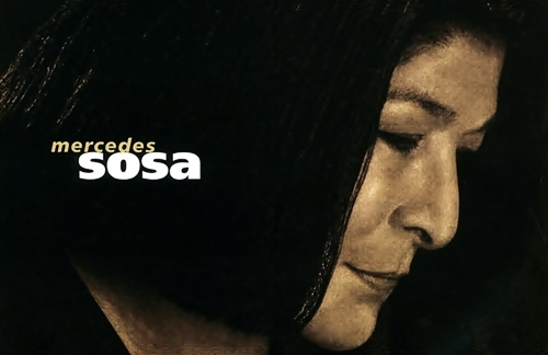 Ojos Azules | Mercedes Sosa Lyrics