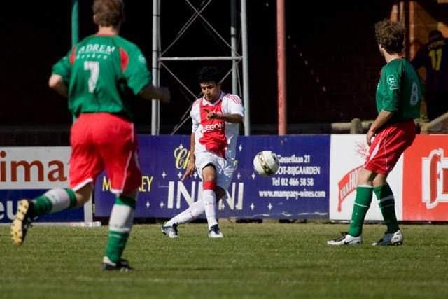 Jogador com passagem pelo futebol argentino e holandês reforça o Independente de Mesquita em 2020