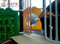 BabyBuild 遊具除鏽上漆
