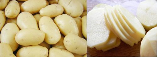 Cách chữa trị hôi nách bằng khoai tây