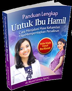 Jual Buku Panduan Untuk Ibu Hamil Yang Lengkap