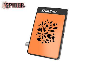ملف تحديث جديد لجهاز SPIDER T888 EXTRA