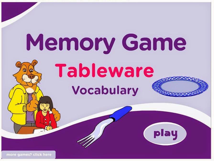 http://www.eslgamesplus.com/tableware-vocabulary-esl-memory-game/