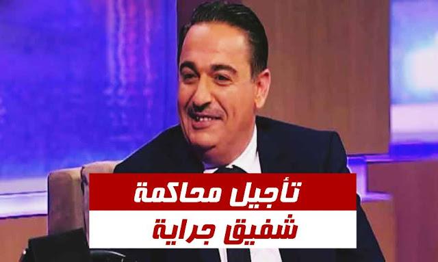 L'examen de l'affaire de Chafik Jarraya reporté au 17 mai