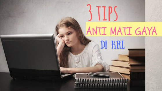 3 Tips Anti Mati Gaya Di KRL Tanpa Internet