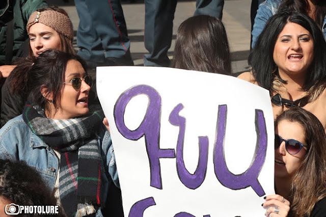 Protestas en Ereván por ley que no obligará a cursos en armenio