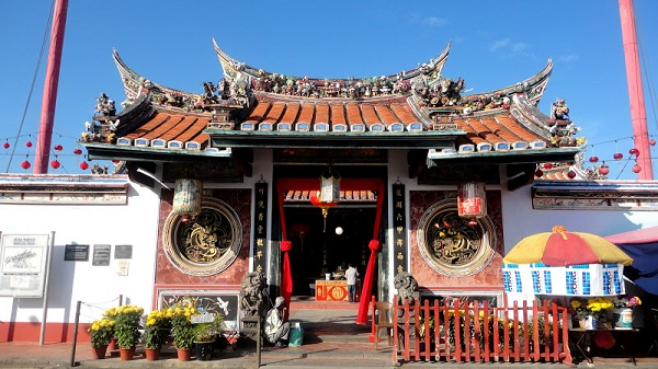 Chenghoon-Temple