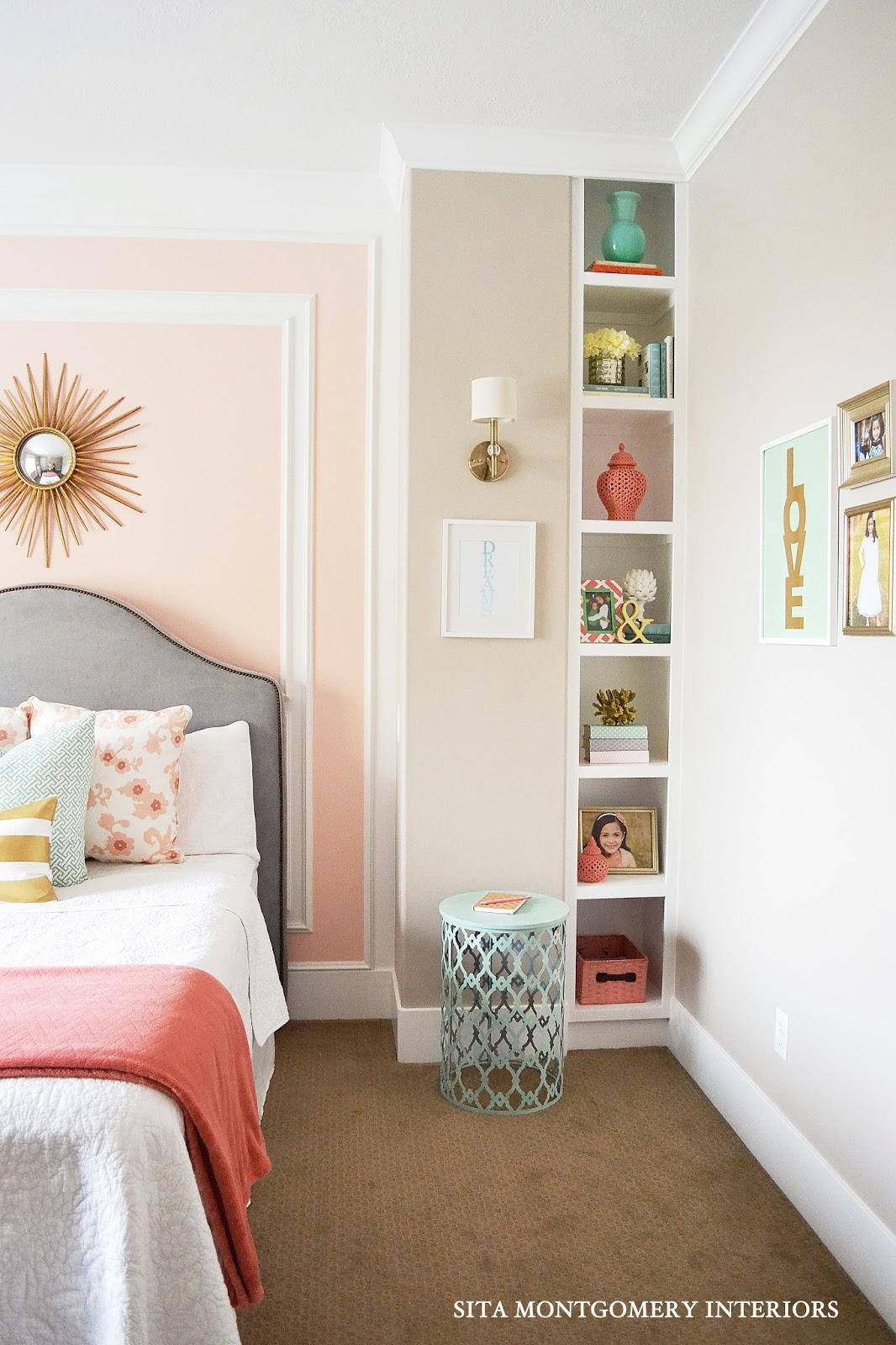 Sita Montgomery Interiors: Sita Montgomery Interiors: My Home: Tween Bedroom Reveal