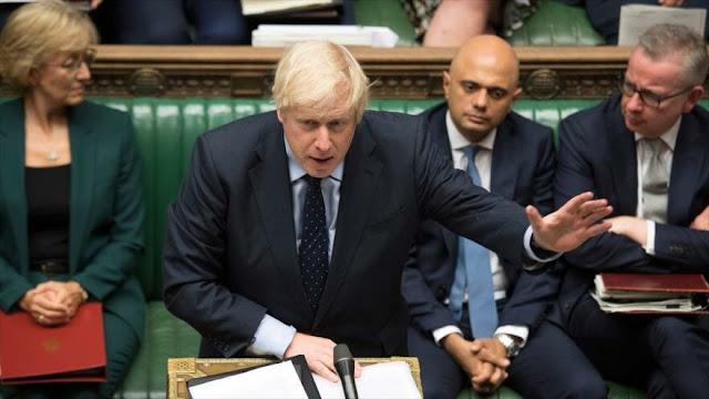 Boris Johnson pierde la mayoría absoluta parlamentaria