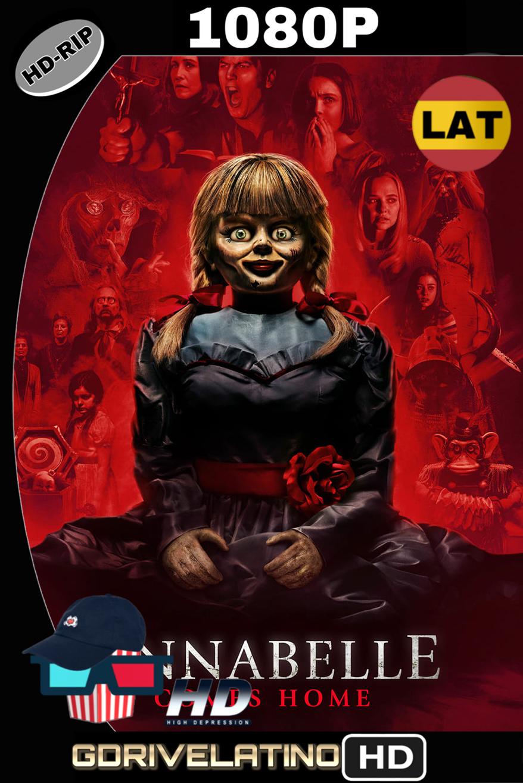 Annabelle 3: Vuelve a Casa (2019) HDRip 1080p (Latino-Inglés) MKV