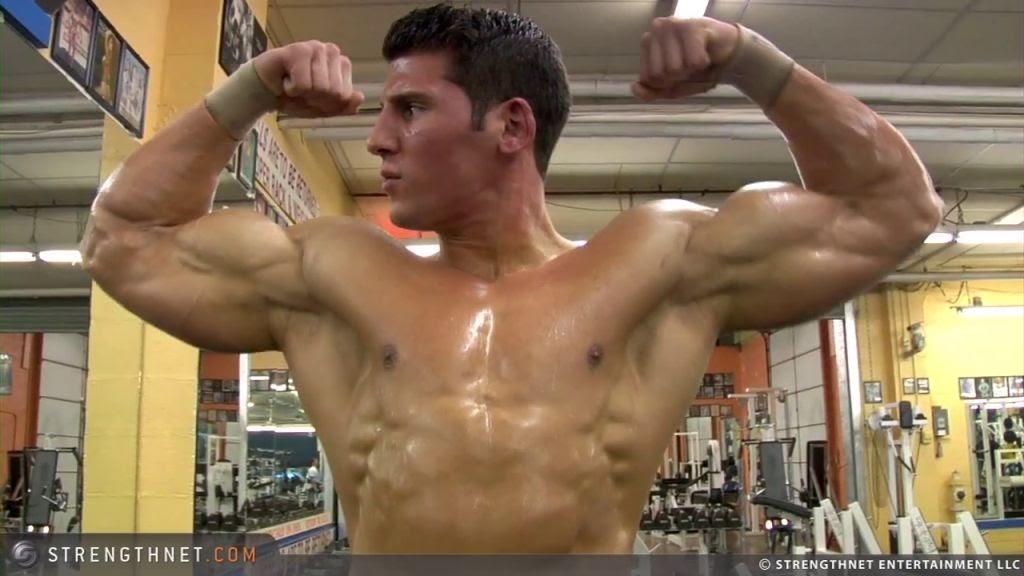 Workout Inspiration Net Robert T Bicep Pump