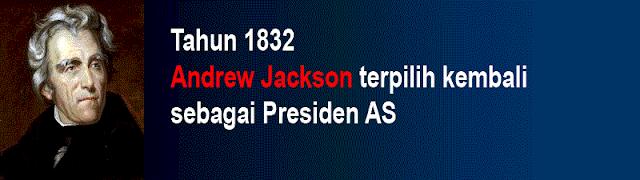 Foto Andrew Jackson 5 Desember