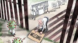 Chính quyền Biden đang mắc sai lầm về vấn đề thoải máy cho dân nhập cư trái phép và COVID 19