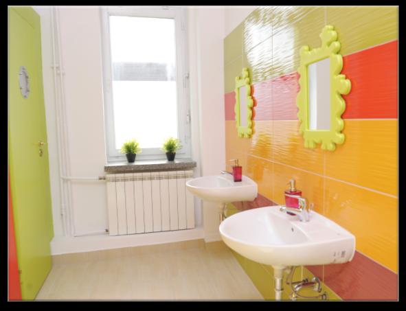Wilczy Domek Wzorowa łazienka Edycja Nr 3