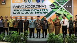 Penting, Data Lahan Pertanian dan Sawah di Bengkulu Untuk Pembangunan Berkelanjutan