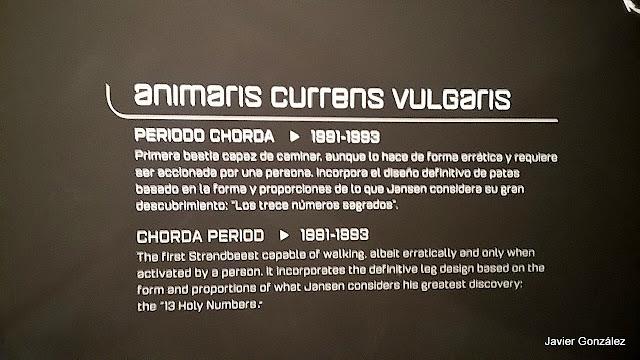 Exposición Exhibition Fundación Telefónica.