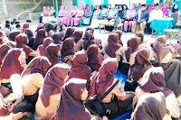 Gandeng Ustadz Islamuddin, GOW Kobi Gelar Silaturahim dan Kegiatan IMTAQ di SMPN-11