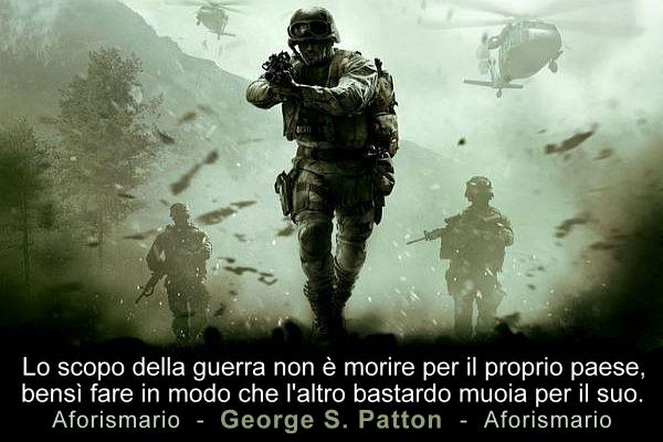 Frasi Famose Di Guerra.Aforismario Aforismi Frasi E Citazioni Da Call Of Duty