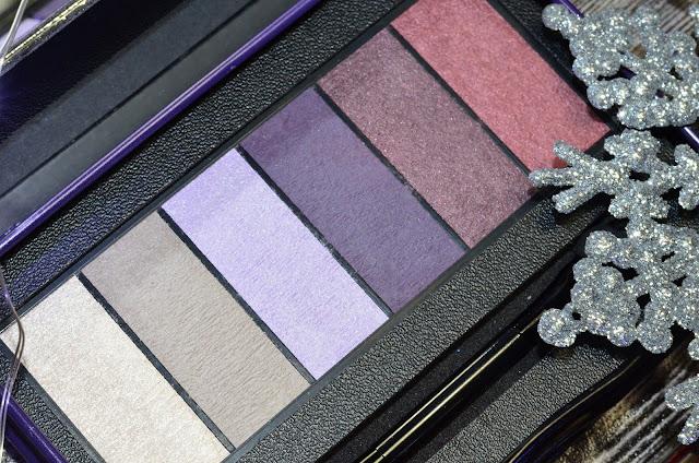Beyu Be edgy eyeshadow palette 60 All excited