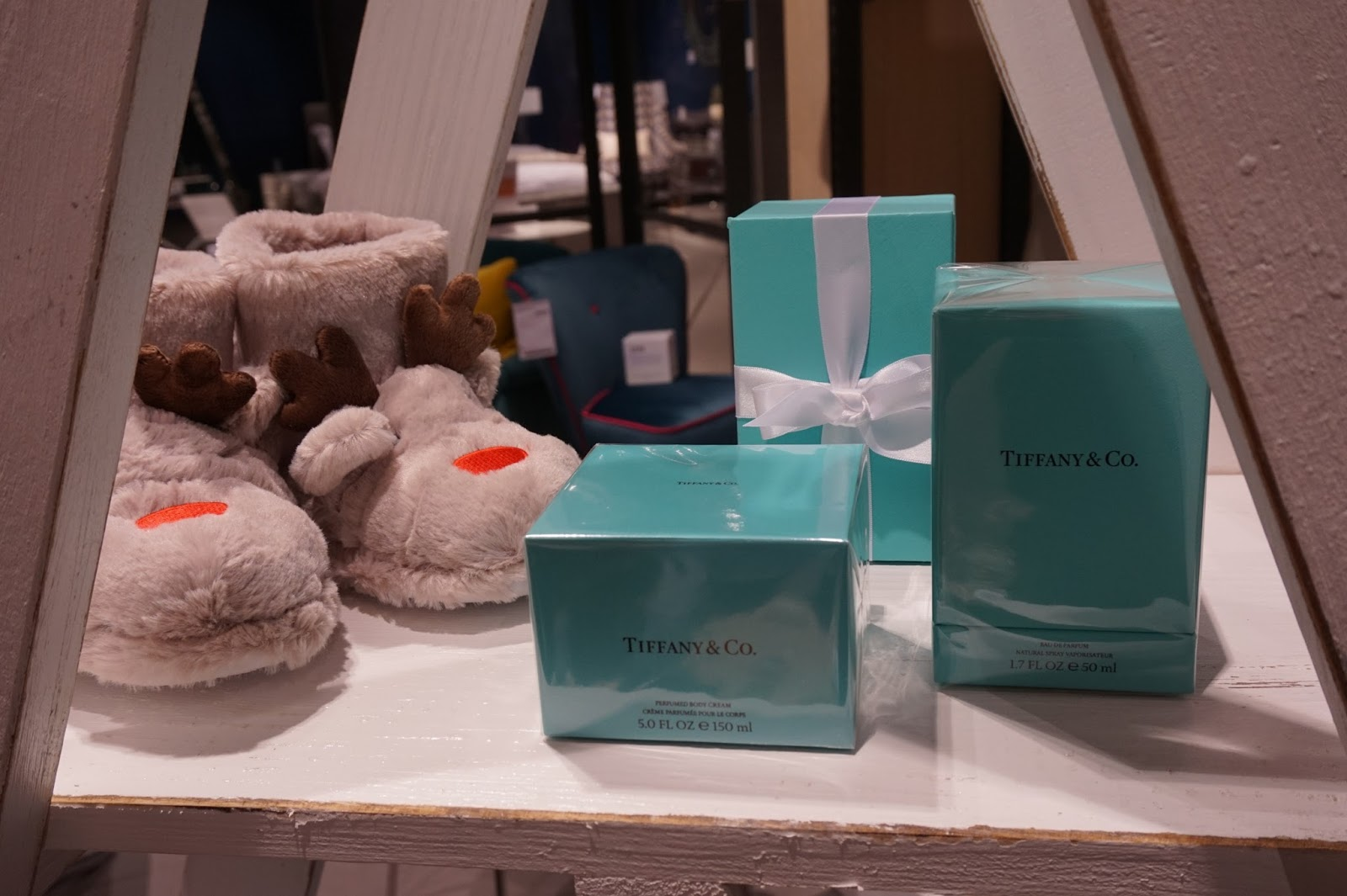 John Lewis Tiffany and Co Fragrance