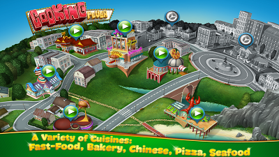 Cooking Fever Game Mod Apk